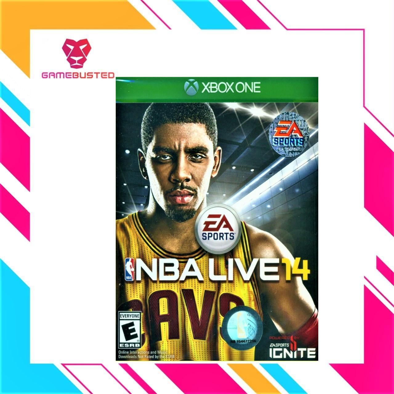 XBOX ONE NBA LIVE 14 (NTSC-J)
