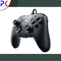 Nintendo Switch PDP Faceoff Wired Pro Controller (Star Mario)