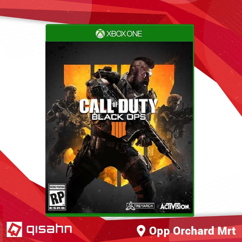 [PRE-ORDER] Xbox One Call of Duty: Black Ops 4 (Shipped before 12th October)