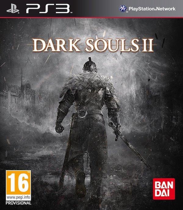 PS3 Dark Soul II-AS