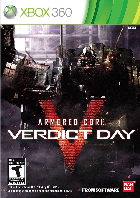 Armored Core Verdict Day (Xbox 360)