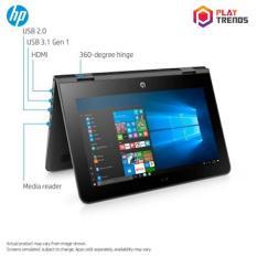 HP x360 Convertible 11-ab048TU 2FL49PA [Black] [Intel Pentium N3710]