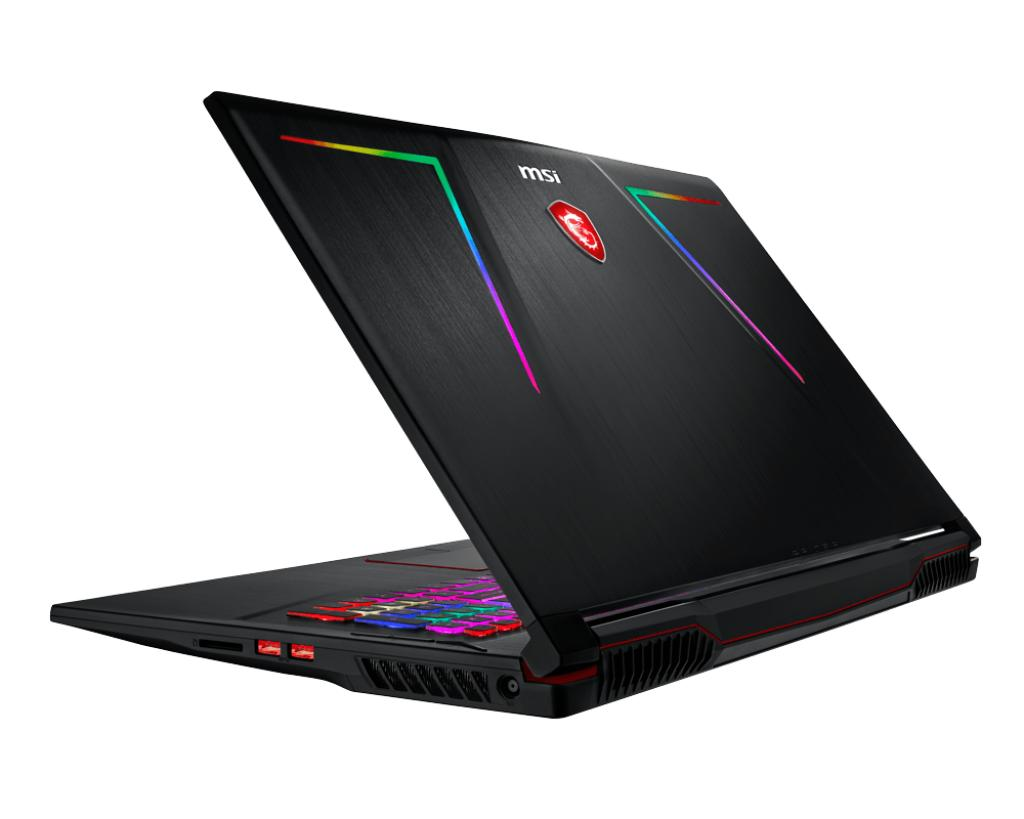 MSI GE73 Raider 8RF RGB-214SG (I7-8750H/16GB DDR4/256GB SSD+1TB HDD 7200RPM/8GB NVIDIA GTX1070 GDDR5/17.3FHD 120Hz/W10) *END OF MONTH PROMO*