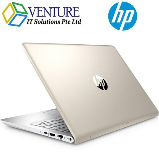 [NEW 8TH GEN] HP PAVILION 14 BF101TX / BF127TX I7-8550U 8GB 128SSD+1TBHDD NVGF-940MX-4GB 14.0