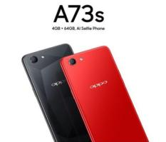 OPPO A73S 64GB 4GB RAM / 2 Years Local Warranty