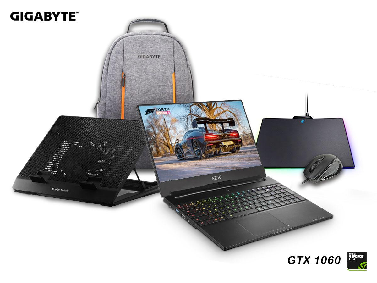 GIGABYTE AERO 15-W8 Gaming Notebook
