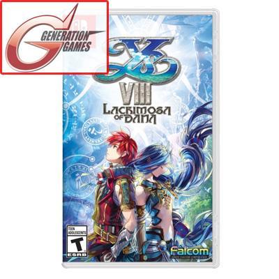 Nintendo Switch Ys VIII: Lacrimosa of DANA