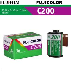 1 Roll Fujifilm Fujicolor C200 Color Negative 35mm 135 Roll Film ( 36 Exposures )