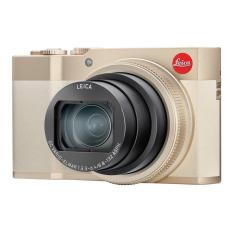 (NEW ARRIVAL) LEICA C-LUX LIGHT-GOLD (19125) NEW COMPACT CAMERAS (FREE: 1 x 16GB SD CARD)