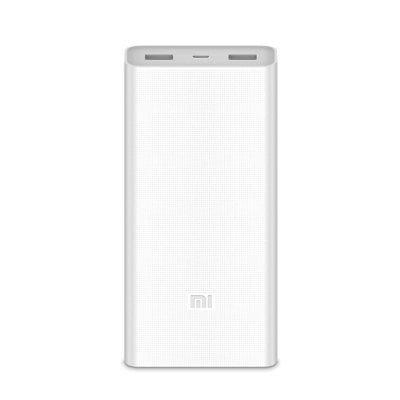 Xiaomi 20000mAh Powerbank 2C White