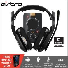 ASTRO Gaming A40 TR Headset + MixAmp Pro TR + A40 TR Mod Kit