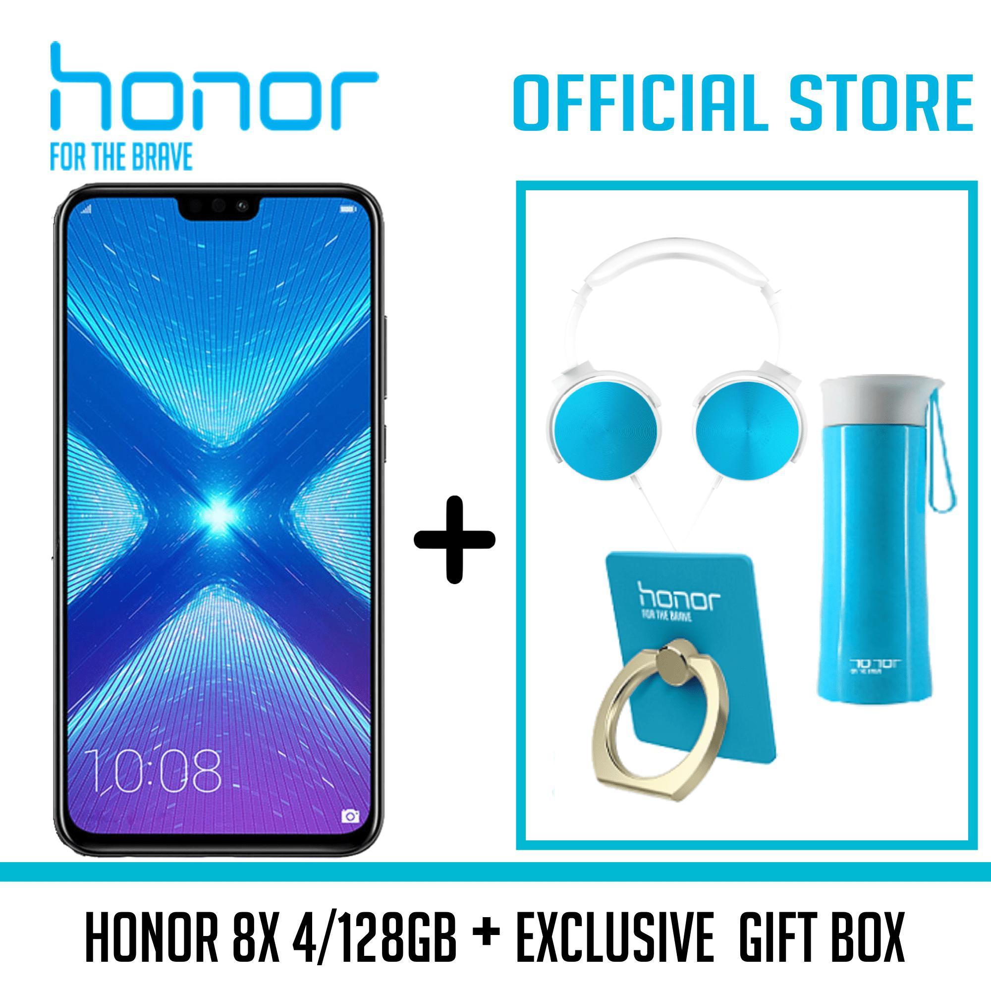 Honor 8X 4/128GB – Free Honor 8x Exclusive Gift Box
