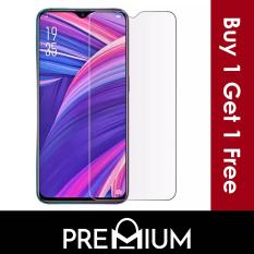 [BUY 1 FREE 1] Tempered Glass Screen Protector Clear For OPPO R17 PRO A3s AX5 R7S A37 A33 F1S A59 R9 R9S Plus R7 Neo 7 A57 R11 R11S R15 Pro A77 A75 A73s A73 – Clear ( Non full cover / coverage )