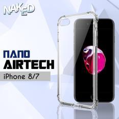 Nano AirTech Protective Case iPhone 8/7 Shock Absorbing TPU Casing