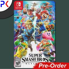 [Pre-Order] Nintendo Switch Super Smash Bros Ultimate (Ships earliest 7 December)