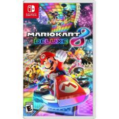 Nintendo Switch Mario Kart 8 Deluxe-US(R1)