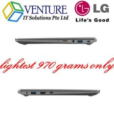 [BRAND NEW / LIGHT WEIGHT] LG GRAM 14 (14Z970-AA7CA3 I7 8G 512) WIN10 970GRAMS