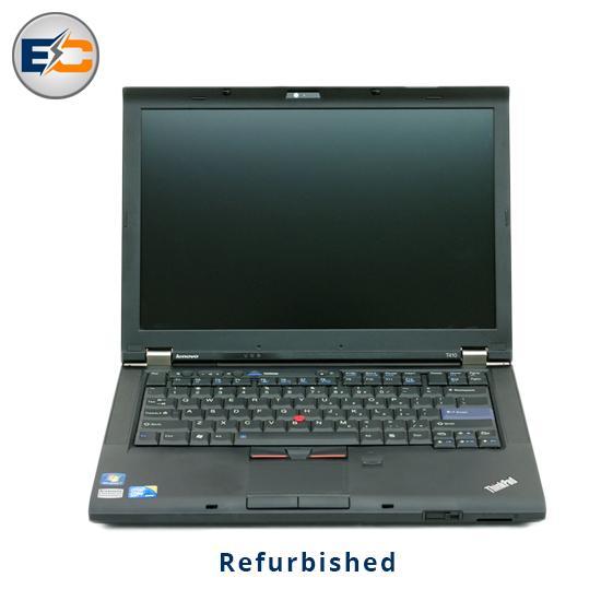 (Certified Refurbished) Lenovo Thinkpad T410 Laptop – Core i5 – 2.40ghz – 4GB – 160GB