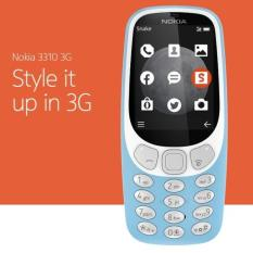 Nokia 3310 16MB Ram (Grey) – 2017 Latest Edition (3G)