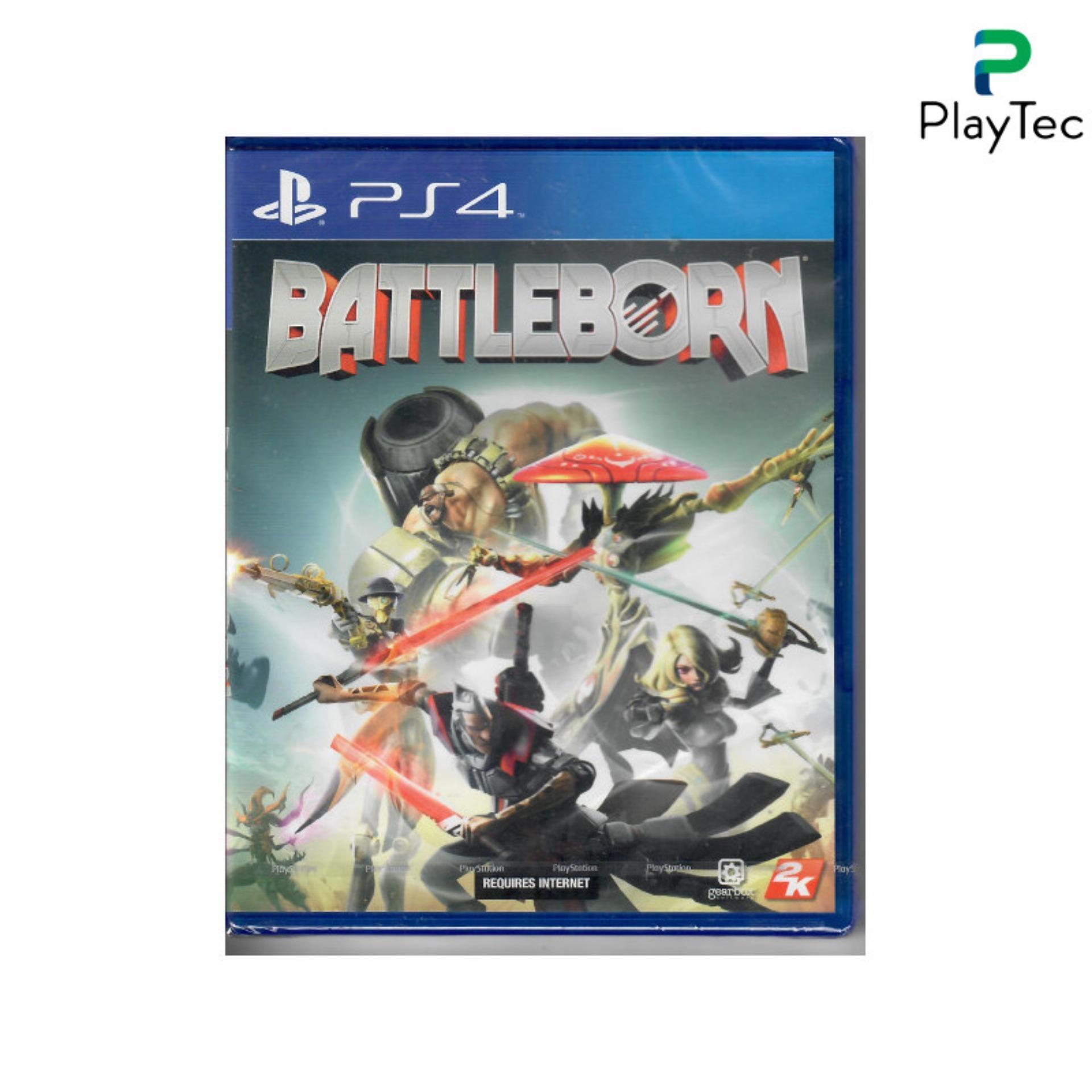 PS4 Battleborn (R3)