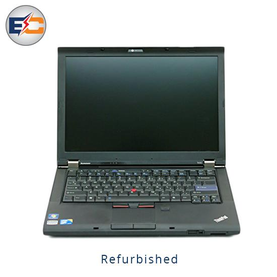 (Certified Refurbished) Lenovo Thinkpad T410 Laptop – Core i5 – 2.40ghz – 4GB – 160GB