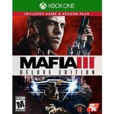 Xbox One Mafia 3 Deluxe Edition