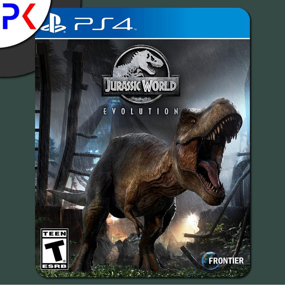 PS4 Jurassic World: Evolution (R2)