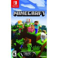 Nintendo Switch Minecraft Switch Edition