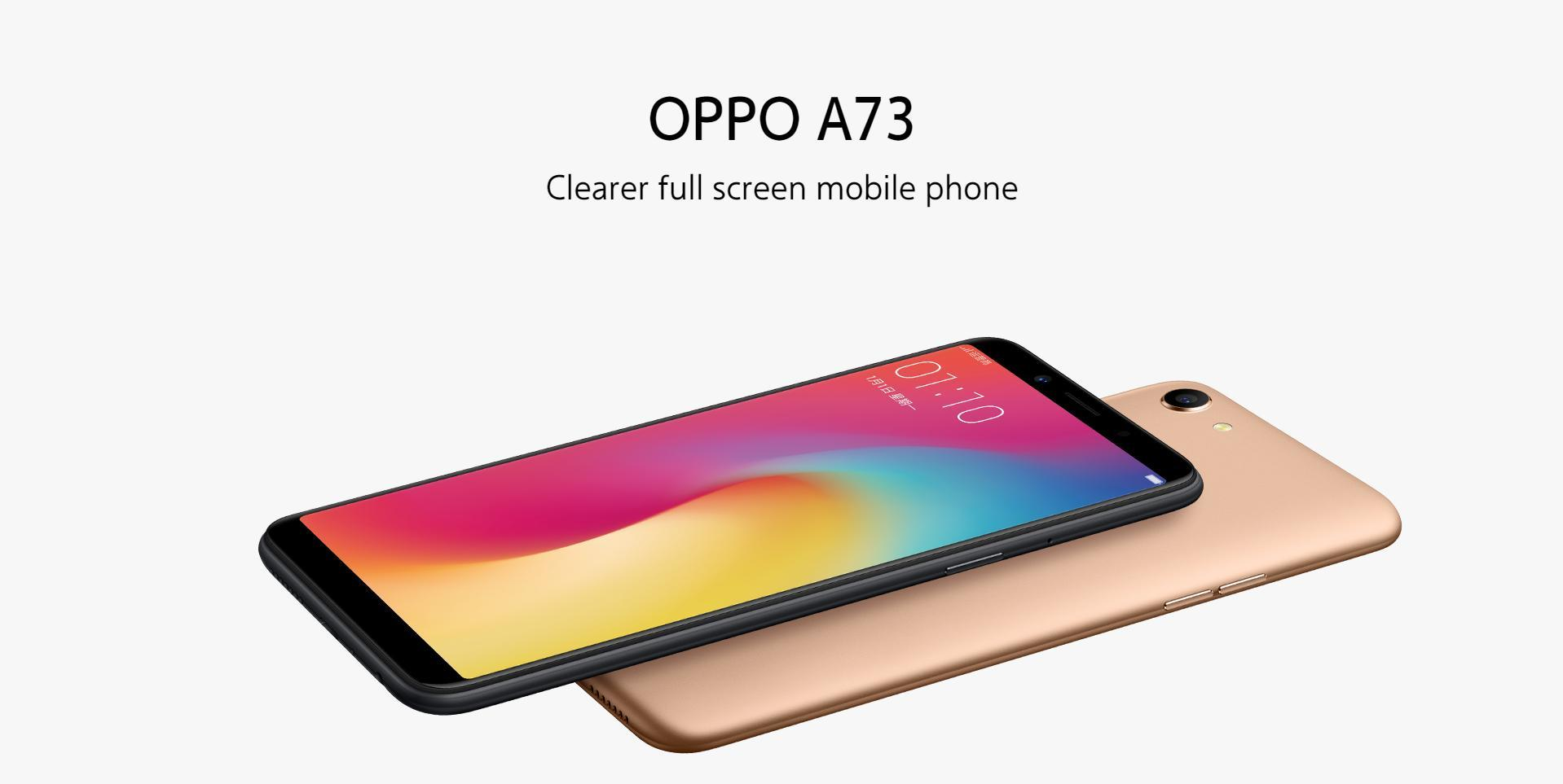 OPPO A73 Mobile (Local Set/ 2Years Warranty)