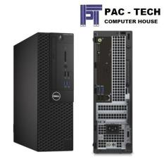 Dell Optiplex Small Form Factor Desktop/i3/8GB RAM/256GB SSD/1 Year Dell Warranty