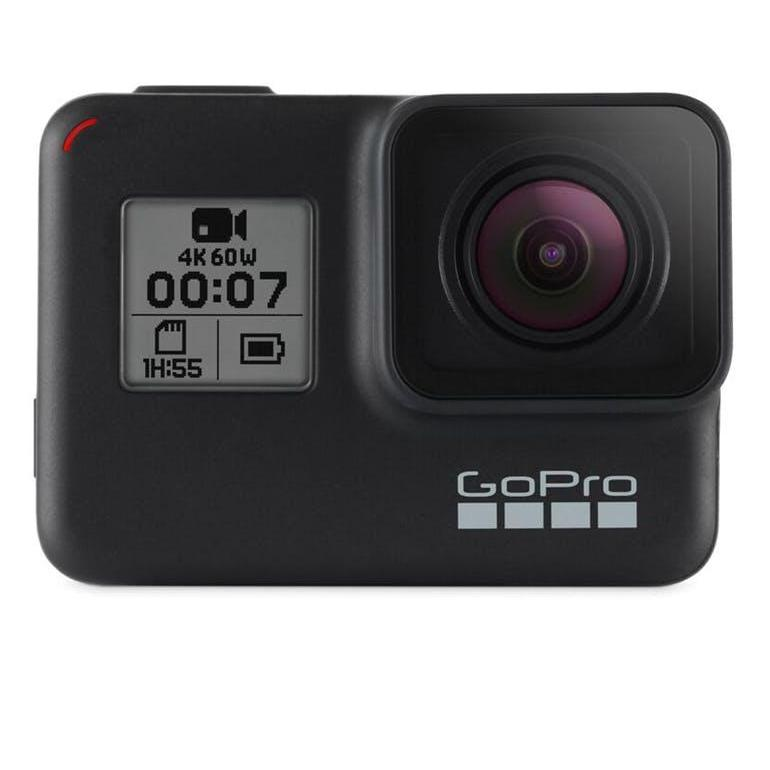 GoPro HERO 7 Black (free gift $128)