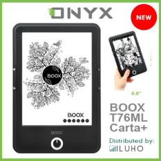 ONYX BOOX 6.8″ Android E-ink Reader T76ML Carta Plus with Android 4.0.4 + Auto On/ Off Case