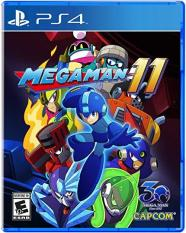 Sony Ps4 Megaman/Mega Man 11