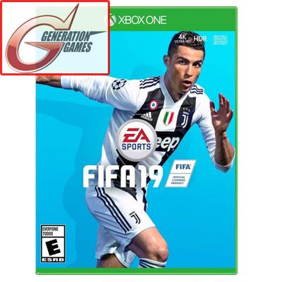 XBOX ONE FIFA 19 (English/Chinese)