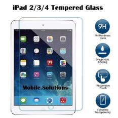 iPad 2 / 3 / 4 Tempered Glass Screen Protector (Clear)