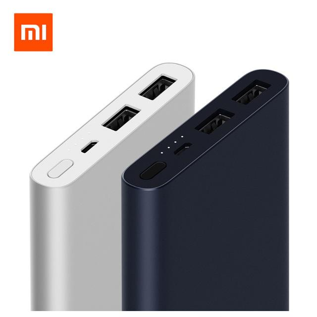 Xiaomi Powerbank 10000mAh 2018 Two ports (EXPORT)