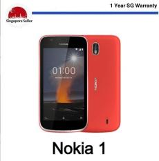 Nokia 1 | 1GB RAM | 8GB ROM | 4.5-inch Display *1 Year SG Warranty