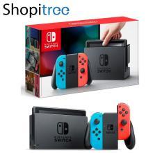 Nintendo Switch Console – Neon (Export Model)