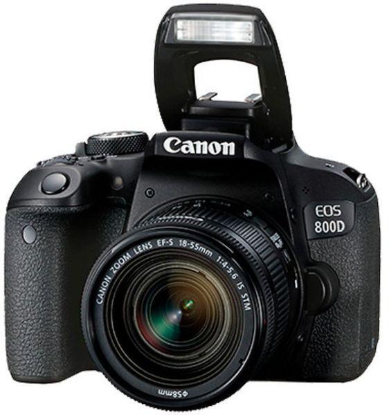 Canon EOS 800D 18-55mm STM kit export