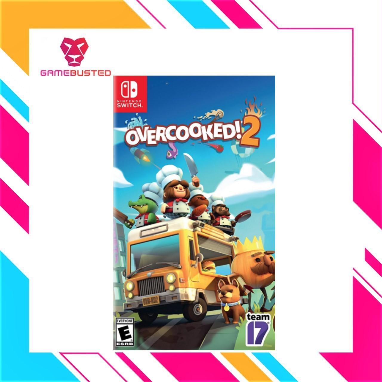 Nintendo Switch Overcooked 2