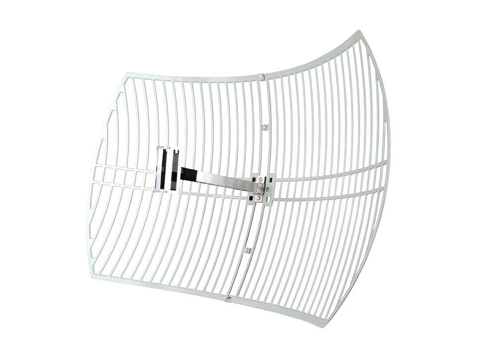 TP Link 2.4GHz 24dBi Grid Parabolic Antenna - TL-ANT2424B
