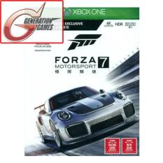 XBOX ONE Forza Motorsport 7 (English/Chinese)
