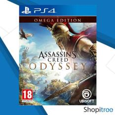 PS4 Assassins Creed Odyssey Omega Edition / R3 (English, Chinese)