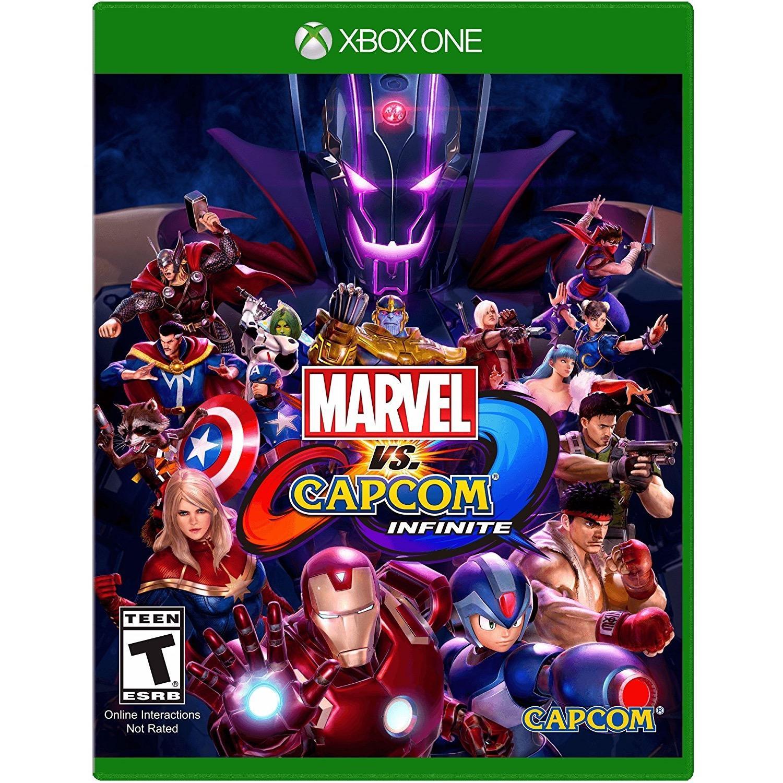 Marvel Vs Capcom: Infinite (Xbox One)