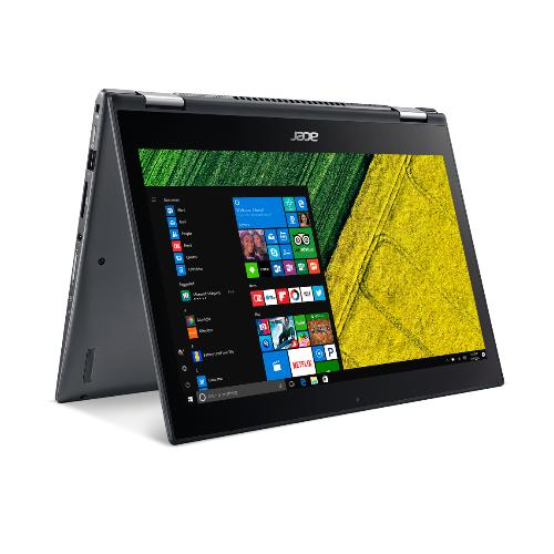 Acer Spin 5 SP513-52N-89LS Convertible Laptop - free astone speaker and microsoft wireless mouse