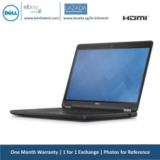 "Dell Latitude E5440 Ultrabook 14"" LED intel 4th Gen i5-4300U 1.9Ghz 4GB RAM 320GB HDD HDMI Win 10 intel HD 4000 Graphics Win 10 Pro 30 days warranty"