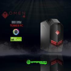 8th Gen HP Omen 880-189d (i7 8700K /16GB/GTX 1080Ti 11GB GDDR5X /2TB + 256GB SSD/WIN10) *COMEX PROMO*
