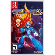 [NEW RELEASE!!!] – Nintendo Switch MEGA MAN X LEGACY COLLECTION 1 + 2