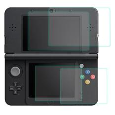 2Pcs Top Bottom Ultra Thin HD Clear Screens Protector High Sensitivity Scratch Resistance Wear-resistant Dust-proof Protective Film for NEW 3DS XL NEW 3DS LL – intl