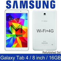 Samsung Galaxy Tab 4 (Wi-Fi+4G) (Refurbish Set)